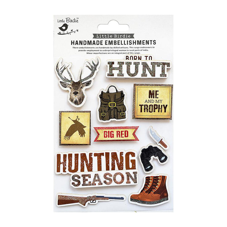 Sticker - Hunting Trophy 11pc