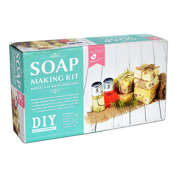 Soap Making Kit Melt & Pour