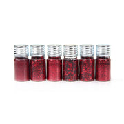 Bling Fiesta- Red, 15gm Each, 6pc