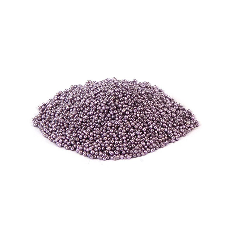Metal Microbeads- Mute Orchid, 30g