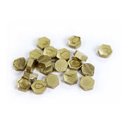 Sealing Wax Beads Olive Gold 10g
