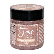 Stone Texture Paste- Chocolate Fudge, 150g