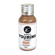 Acrylic Pouring Paint - Choco Malt, 60ml