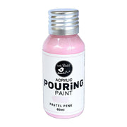 Acrylic Pouring Paint- Pastel Pink, 60ml