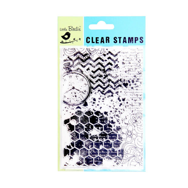 Clear Stamps - Impressions, 1pc