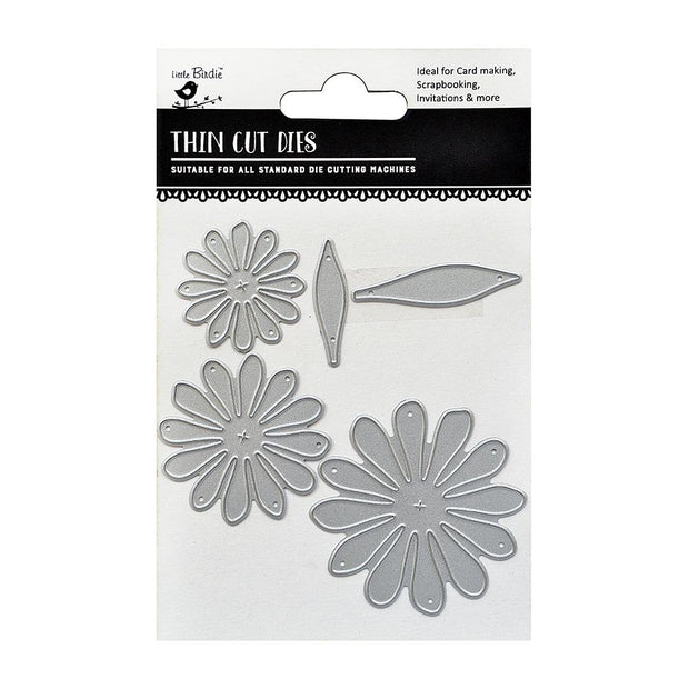 Thincut Dies - Florina, 5pc