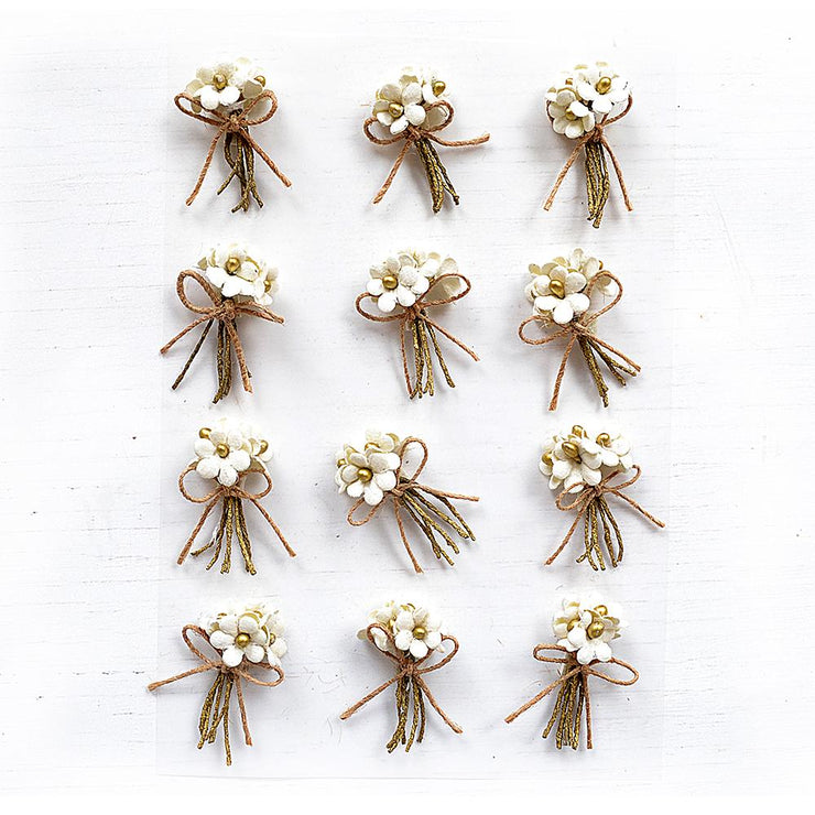 Bouquet Shabby Chic 12pc