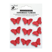 Jewel Butterfly Love and Roses 9pc