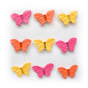 Jewel Butterfly Boho Vibes 9pc