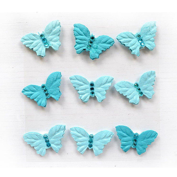 Jewel Butterfly Song Of The Sea 9pc