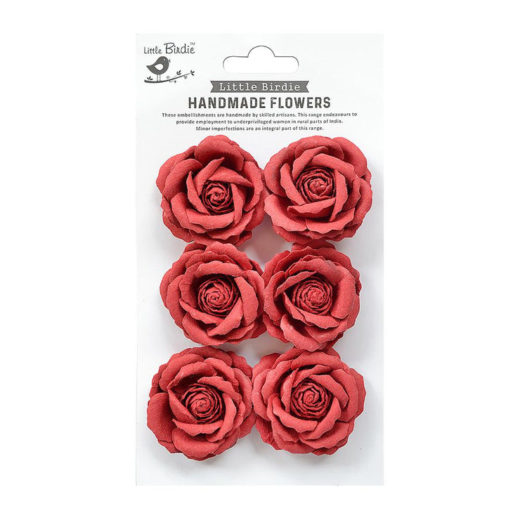 Ellis Love and Roses 6pc
