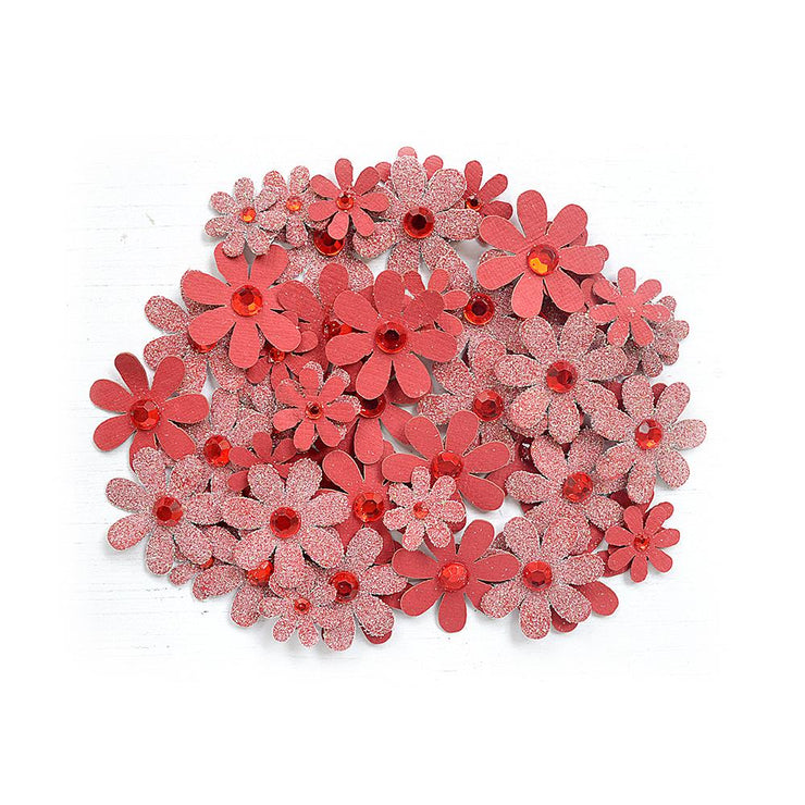 Sparkle Florettes Love and Roses 60pc
