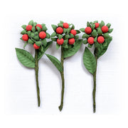 Berry Branch Love and Roses 3pc