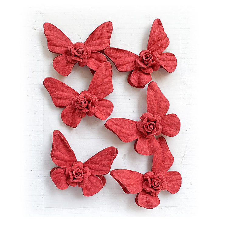 Flutura Love and Roses 6pc