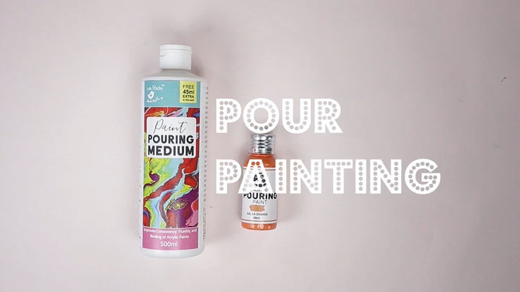 Paint Pouring Medium- 500 ml