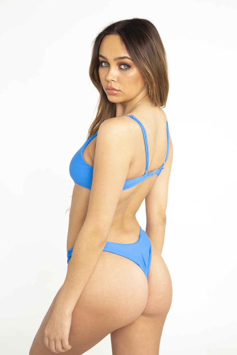 COURTNEY'S BOTTOM BLUE