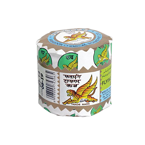 Flying Tiger Cub Balm White (15g)