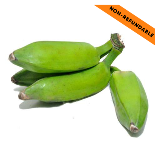 Green Bananas (500g) - CZ/SK/Weekend Only!!!