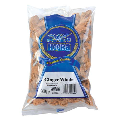 Heera Dried Ginger Whole (300g)