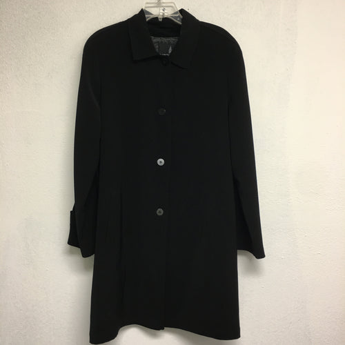 London Fog Coat Black Coat