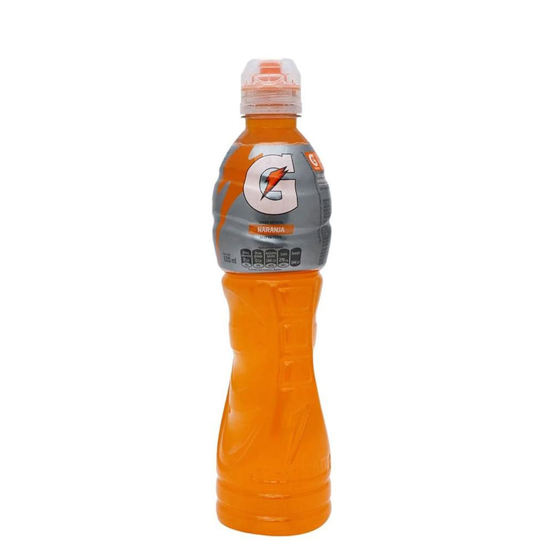 GATORADE NARANJA 600 ML