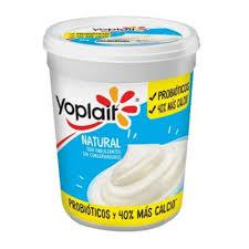 YOPLAIT YOGHURT NATURAL 450 GR