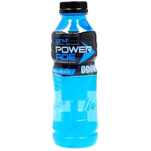 POWERADE MORAS 500 ML