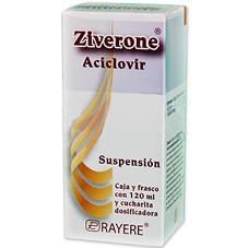 ZIVERONE SUSP 120 ML GI