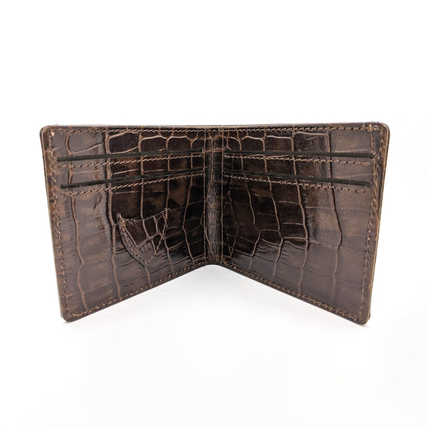 Men's Wallet - Brown