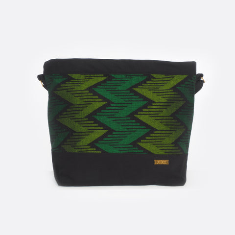 Green Forest - Crossbody Bag