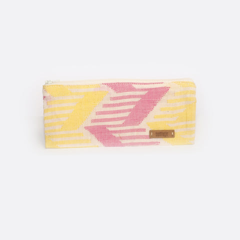 Pink & Yellow Kanchi - Bag