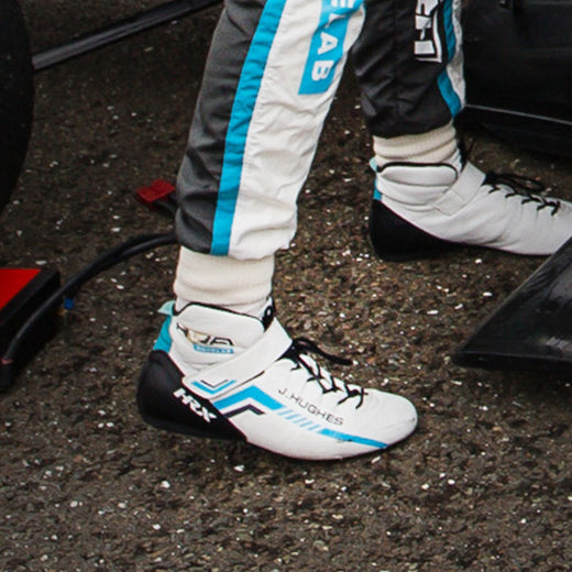 FIA approved race boots - HRX