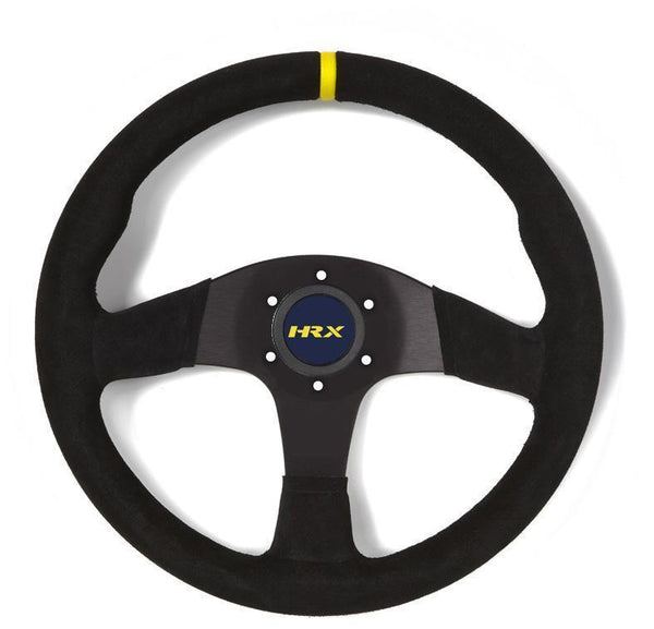 3 Spoke Half Calix steering wheel - HRX
