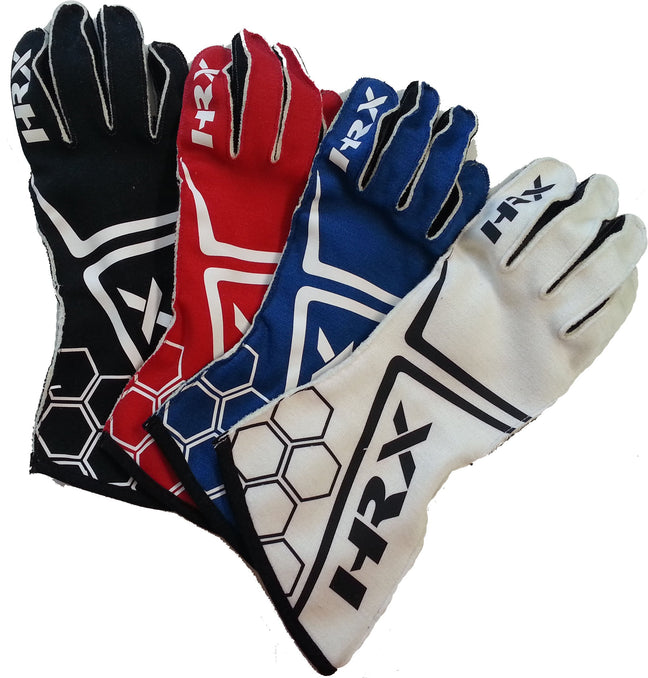 The Racer - Professional racing gloves - HRX