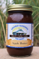 Honeycrisp Apple Butter 19 oz