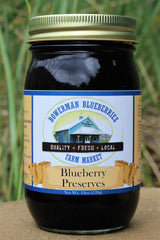 Blueberry Preserves 19 oz