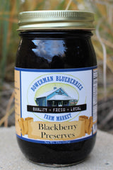 Blackberry Preserves 19 oz