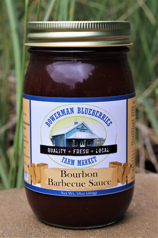 Bourbon Barbeque Sauce