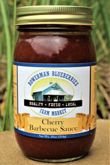 Cherry Barbeque Sauce