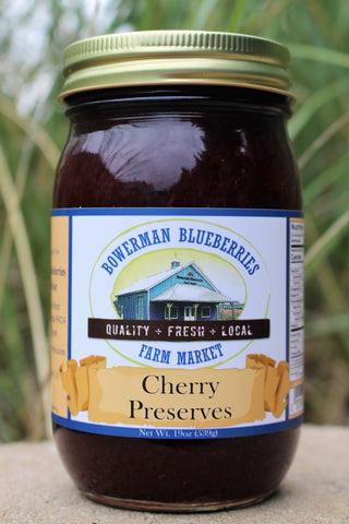 Cherry Preserves 19 oz