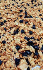 Blueberry Granola (half pound)