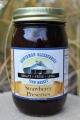 Strawberry Preserves 19 oz