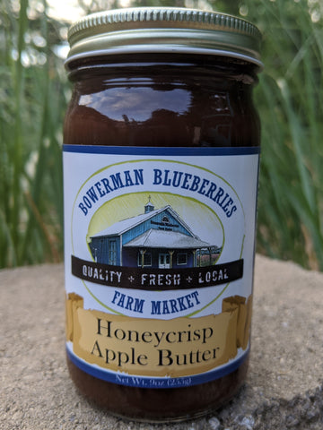 Honeycrisp Apple Butter 9 oz