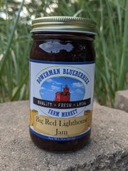 Big Red Lighthouse Jam 9 oz