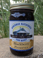 Blackberry Preserves 9 oz