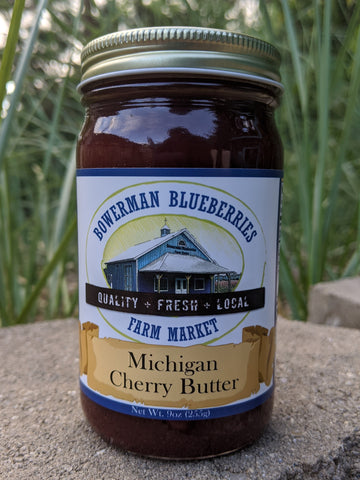 Cherry Butter 9 oz