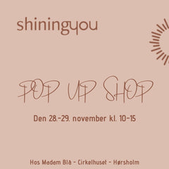 Shining You - POPUP shop