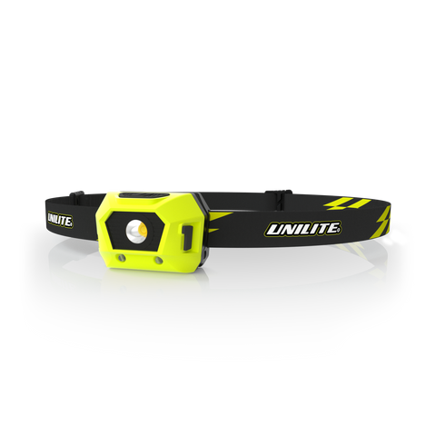 HL-1R LED USB HEAD TORCH