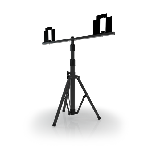 TRIPOD-DBL DOUBLE HEAD EXTENDABLE TRIPOD