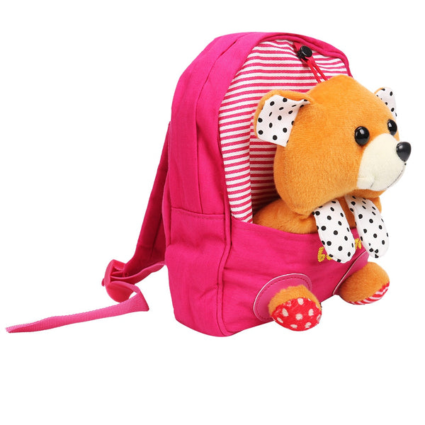 Animal Children Backpacks Brand Design Girl Boys
